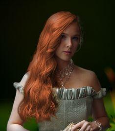 Dream-Casting The Wheel of Time TV Series | Tor.com Molly C. Quinn as Elayne