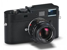 """LEICA M MONOCHROM CAMERA Do you like love black and white photography? Like, really, a lot? Then feast your eyes on the Leica M Monochrom Camera. Billed as """"the world's first digital camera exclusively for full-frame, black-and-white photography"""". Leica M, Leica Appareil Photo, British Journal Of Photography, Cameras Nikon, Technology Wallpaper, Rangefinder Camera, System Camera, Camera Equipment, Black White"""