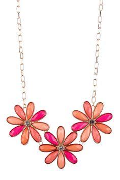 Petunia Petal Necklace by Monique Leshman on @HauteLook