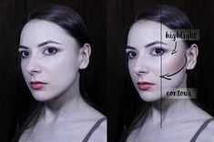 How To Contour & Highlight Pale Skin | Soft Contouring & Highlighting Makeup Tutorial  At times it is hard to find natural looking sculpting products but the actual contouring process can be just as difficult especially if you have a fair skin. If you are not trying to look like Casper but want to add some dimension to your face this blog post is for you. Today I'm going to talk aboutpowder contouring for girls with a light skin complexion because I found this technique optimal for beginners…