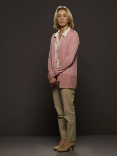 Felicity Huffmann as Barb Skokie on American Crime