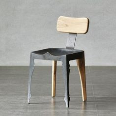 I'm proud to see that Norhor have made an impressive installation at their shops in Beijing, Shanghai and Hangzhou.  The Louis Hybrid chair is a hybrid of the classic Louis stool in folded, pressed and welded zinc steel combined with a slightly softer wood detail back rest and rear legs reminiscent of a Scandinavian architect style chair.  Suitable for outdoor or indoor - teak wood and zinc plated sheet steel (steel will weather and deeper patination will occur over time). By John Reeves.