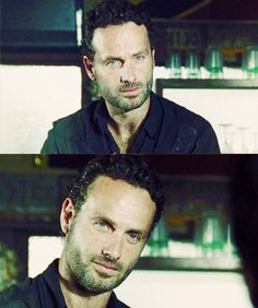I WANT TO DROWN IN THOSE EYES OF HIS ❤️️  ~ ANDREW LINCOLN