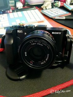 RX1 with RRS L Plate with grip: Sony Cyber-shot Talk Forum: Digital Photography Review
