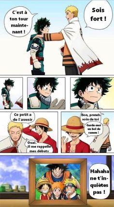 seuls des otakus comprendront { Terminée ~~~}