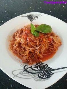 Slim Pasta spaghetti met tomatensaus
