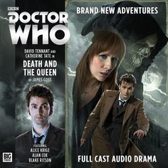 1.3. The Tenth Doctor Adventures: Death and the Queen - Doctor Who - The Collected 10th Doctor - Big Finish