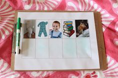 Visual schedules and lists (free printable included)