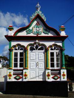 Church in Terceira Island, Azores #Portugal