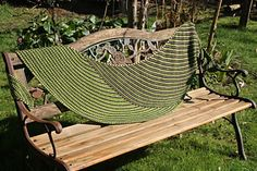 Ravelry: Water Rings pattern by Lisa Hannes Water Rings, Outdoor Furniture, Outdoor Decor, Shawls, Hammock, Ravelry, Lisa, Pattern, Garden Furniture Outlet