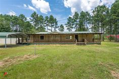 Check out this VisualTour: 1752 Highway 5 $115,000 3 Beds, 2 Baths, 1680 SF Louisiana Homes, Property Sites, Baths, Acre, Living Spaces, Shed, Layout, Cabin, House Styles