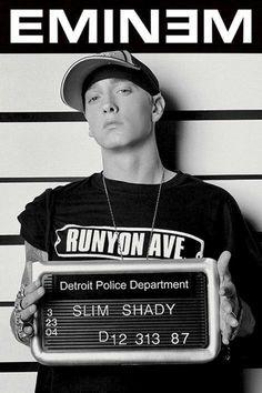 Slim shady BITCH