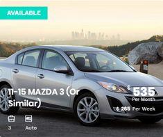 Long Term Car Rental in the San Diego Long Term Car Rental, Budget Car Rental, Mazda 3, Gps Navigation, Car Ins, San Diego