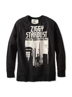House of The Gods Ziggy Stardust Sweatshirt