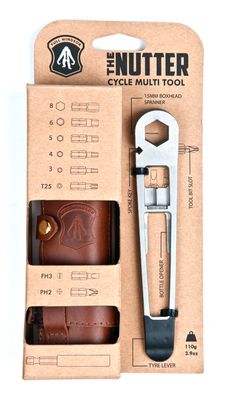 Full Windsor Multi Tool on Packaging Design Served