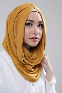 Mustard Muslim Dress, Lacoste, Mustard, Shawl, Hoodie, Ann, Turbans, Outfits, Shopping