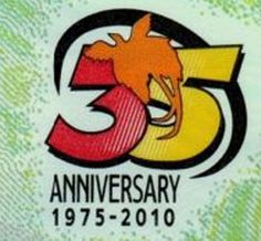 35 Years of Papua New Guinea Independence