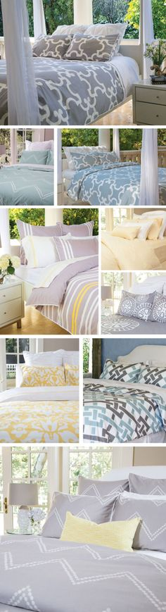 Designer bedding, duvet covers and sheets without the department store markup. As seen on the Today Show.: