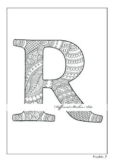 27 Best Letter R Coloring Pages Images In 2019