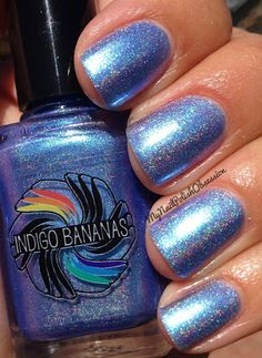 Amazing Fast And Easy Nail Art Tiny Marc Jacobs Nail Polish Review Solid Gel Nail Polish Design Ideas Dmso Nail Fungus Young Nail Art With Toothpick Videos PinkOrly Nail Polish Colors My Nail Polish Obsession: Indigo Bananas Telephasic Workshop And ..