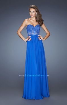 979643ab54c 22 Popular As Seen in Seventeen Magazine -- La Femme 2014 Prom ...