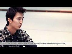 Contemporary dancer 'Nak-kwon Choi'