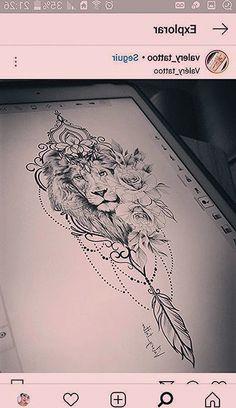 Leo Zodiac Tattoos, Lion Tattoo, Tattoo Art, Crazy Makeup, Sleeve Tattoos, Thigh Tattoos, Makeup Art, Creative Art, Best Makeup Products