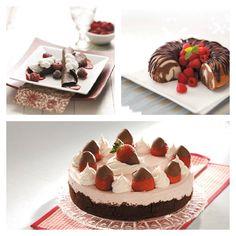 Healthy Valentine's Day Desserts from Taste of Home