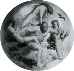 Odino, Vili e Ve uccidono Ymir