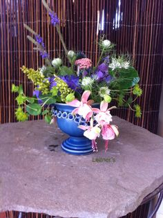 Leitner's-made arrangement