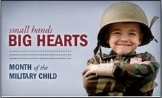 Month of the Military Child: April