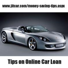Tips on Online Car Loan