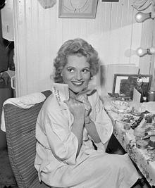 JudyHollidayBest Actress1951Born Yesterday