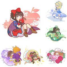 Princess osomatsu san