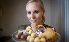 Flyttes forsiktig over på en rist til avkjøling. Healthy Sweets, Low Carb Keto, Winter Holidays, Sugar Free, Keto Recipes, Muffin, Food Porn, Food And Drink, Snacks