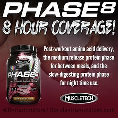 Phase 8 By #muscletech
