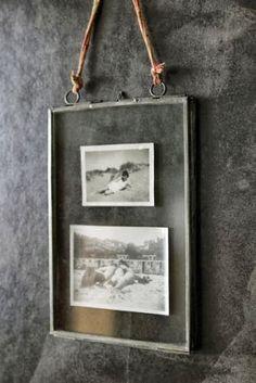 POT OF STUFF: Home Proud: Rocket St. George Glass Frame