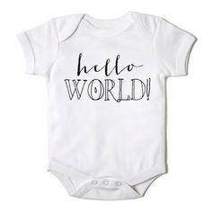 85f8e56e904f Baby Onesie. Newborn Girl. Newborn Boy. Newborn by MoesShirtShack Boy Onesie