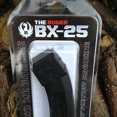 Ruger BX 25 Magazine (25 rnd)