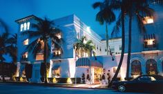 The Chesterfield Palm Beach - Palm Beach, Florida #Jetsetter i want this to be my vacation home!