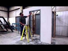Hollow Metal Door and Frame Tips From SDI - Dave's Door Opening