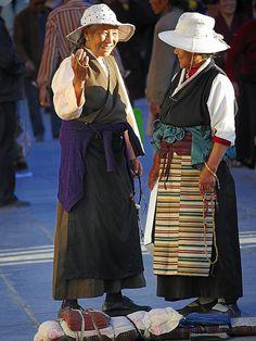Barkor square, Lhasa, Tibet by reurinkjan, via Flickr