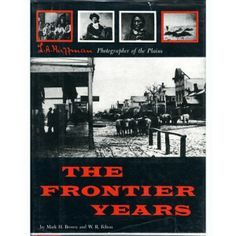 The Frontier Years Out- of- Print #BOOK   #SouthDakota Specializing in the #Art of the #Lakota