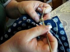 How to Crochet a Hemstitch Blanket