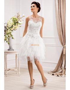 Tyl Jaro Zip Svatební šaty 2014