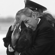 Image detail for -Barney, former US president George Bush's famous White House terrier, which captured the hearts of millions of online surfers, has died of cancer. Mr Bush and his . Cane Corso, Scandal, Animals And Pets, Cute Animals, Funny Faces Pictures, Man And Dog, Lol, Westies, Mans Best Friend
