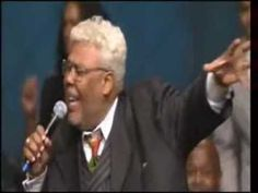 Something About That Name Jesus - Rance Allen - Rance is a pastor of a church in my hometown.  Love this man's singing!!