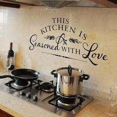 Фото из статьи: Декорируем маленькую кухню: 20 нестандартных идей