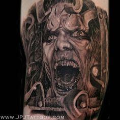 Devil tattoo....amazing!!