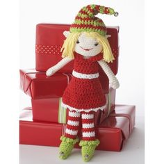 lily-the-christmas-elf-free-easy-childs-toy-crochet-pattern